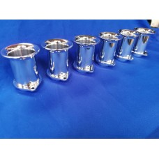 CNC Velocity Stack Kit for BMW M5 S38 Throttle Bodies, All lengths