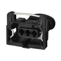 Connector Plug Bosch 3 Pin Female Junior Power Timer, TPS, Crank Sensor