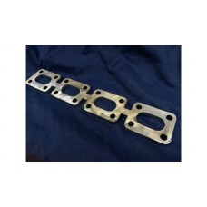 Ford YB  Cosworth Exhaust Manifold Flange plate STAINLESS STEEL