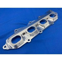 Ford ST170 Inlet Manifold Flange with Injector Bores (Single)