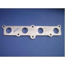 Ford 1.4/1.6 CVH Inlet Manifold Flange Plate MILD STEEL