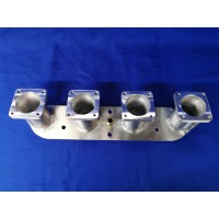 Ford Pinto Inlet Manifold to suit Jenvey SF and KMS individual Throttle Bodies
