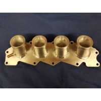 Ford Zetec E Inlet Manifold Suit GSXR750 SRAD 80mm spaced Throttle Bodies