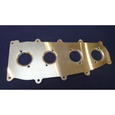 Baseplate to fit Nissan Pulsar GTIR Plenum Chamber for Jenvey DCOE, 93mm