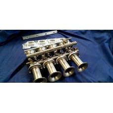 4E-FE and 4E-FTE Bike Throttle Bodies Kit ZX10R 44mm *STARTER PACK*