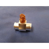 Coolant Temperature Sensor and housing for use with NODIZ & ME221, *SILVER*