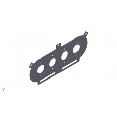Pipercross PX500 Baseplate to suit Toyota 4AGE 20v Blacktop throttle bodies