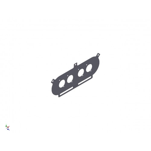 Pipercross PX600 Baseplate to suit YZF600 Thundercat Carburettors