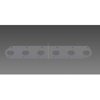 BMW M30 Inlet Manifold Flange Plate ALUMINIUM