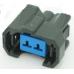 Connector plug for Suzuki GSXR1000 Keihin Injector (x4), GSXR1300 Hayabusa