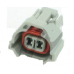 Connector Plug for Mikuni (Denso) Injectors GSXR750SRAD, ZX10R,ZX12R and ZX14R (x4)
