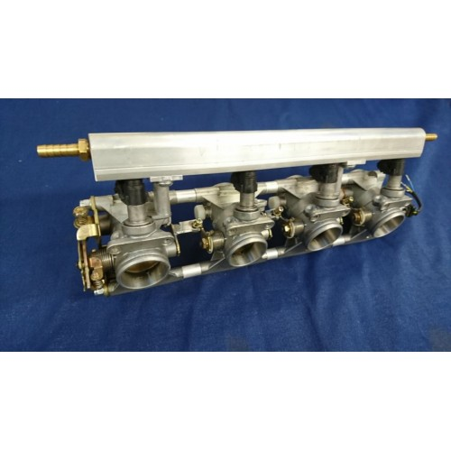 Fuel Rail to suit GSXR600 K1-K3 Throttle Bodies