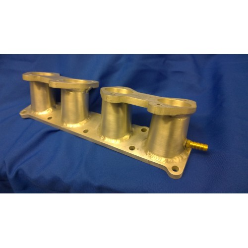 Ford Duratec 2 5l Inlet manifold to suit Weber/Jenvey DCOE's