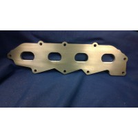 Ford ST170 Inlet Manifold Flange Plate ALUMINIUM