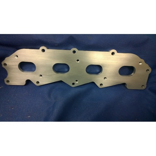 Ford 1.6 1.8 2.0 ZETEC to CVH Inlet Manifold Adapter Plate