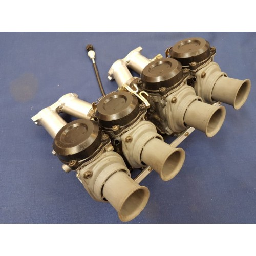 Ford Pre-Crossflow 37mm Bike Carburettor Starter Kit