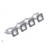 Ford Crossflow Inlet Manifold to suit Jenvey SF and KMS individual Throttle Bodies