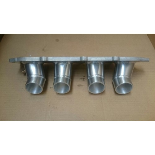 Ford ST170 Inlet Manifold Suit GSXR750 & GSXR1000 80mm spaced Throttle Bodies
