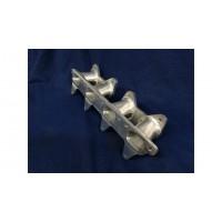 Cosworth Vega Inlet Manifold to suit Weber/Jenvey DCOE's