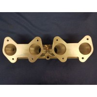 Honda A18 inlet manifold to Jenvey/Weber DCOE Throttle bodies