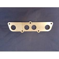 Honda A18 Inlet Manifold Flange Plate ALUMINIUM