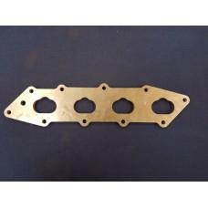Honda B16 Inlet Manifold Flange Plate ALUMINIUM