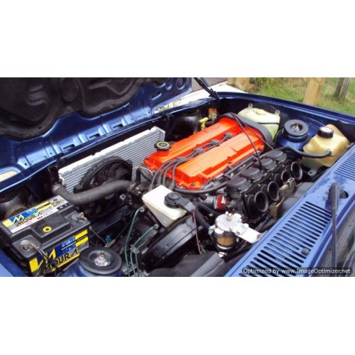 Ford Zetec E 37mm Bike Carburettor Starter Kit