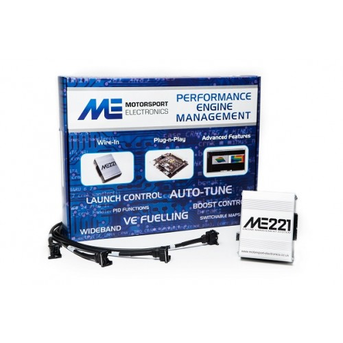 ME221 Standalone Fuel Injection ECU, Ford Zetec Plug and Play Pack