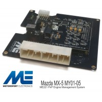 Mazda ME221 MX5 Miata NB2.5 VVT 01-05 Plug-n-Play ECU