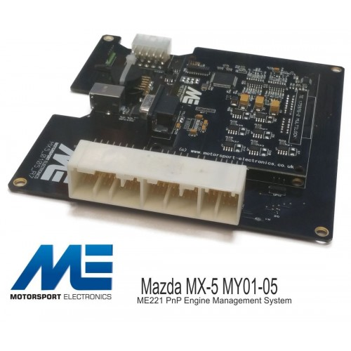 Mazda MX5 1800 Bike Throttle Bodies Kit ZX10R 44mm, VVT 01