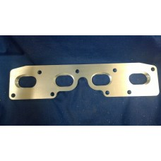 VW GOLF GTI 1.8 16v KR, PL and 2.0 ABF, 9A, AAL Inlet Manifold Flange Plate ALUMINIUM