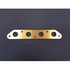 Rover K-Series Exhaust Manifold Flange Plate STAINLESS STEEL
