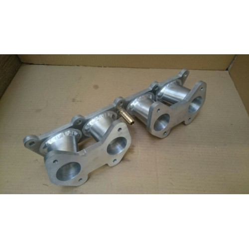 Renault Clio 16v F7P & Clio Williams F7R700 INLET MANIFOLD TO SUIT Weber/Jenvey DCOE Throttle Bodies