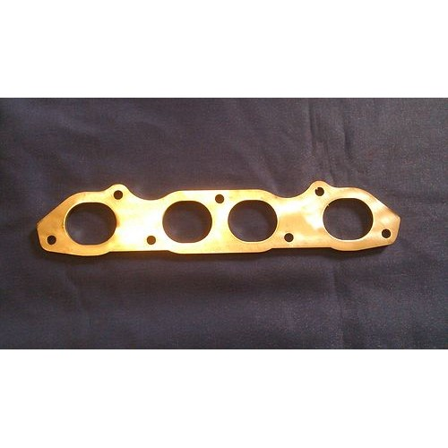 Honda F20C S2000 Exhaust Manifold Flange Plate STAINLESS STEEL