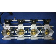 GSXR Individual Throttle Body Spacing Kit to suit Ford Zetec & CVH (92mm Port Spacing)