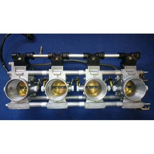 GSXR Individual Throttle Body Spacing Kit to suit Renault F4R Engine