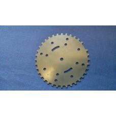Universal Trigger Wheel 140mm,  Crank Position, for Megajolt, Nodiz, Omex, ME221