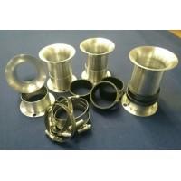 50mm Adjustable Length Velocity Stack Trumpet, 50-80mm
