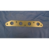 Toyota 4AGE 16v Exhaust Manifold Flange Plate MILD STEEL