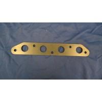 Toyota 4AGE Exhaust Manifold Flange Plate MILD STEEL