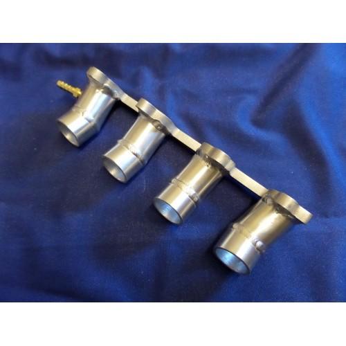 vw polo golf 1 3 8v 6n manifold for r6 carburettors. Black Bedroom Furniture Sets. Home Design Ideas
