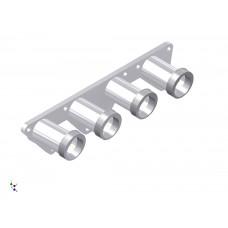 Vauxhall C20NE Inlet Manifold for GSXR750 & GSXR1300 Throttle Bodies