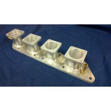 Vauxhall C20XE Inlet Manifold to suit Jenvey SF Throttle Bodies