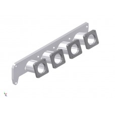 Vauxhall X18XE Inlet Manifold to suit Jenvey SF Throttle Bodies