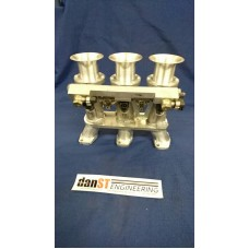 Velocity Stack Kit for Triumph T955I Throttle Bodies All Lengths