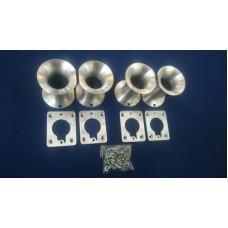 Velocity Stack Kit for CBR600 F3 (Keihin VP) Carburettors, All Lengths