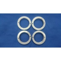 Velocity Stack Clamp Rings for GSXR750/1000/1300 Throttle Bodies, 56.5mm Dia