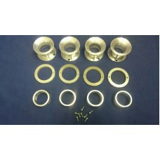 Velocity Stack Kit for ZX12R Throttle Bodies All lengths