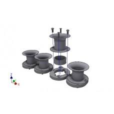 Velocity Stack Kit for ZX6R (Keihin) Carburettors