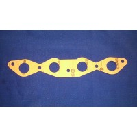 Ford 1.3/1.6 Heavy Duty Crossflow XFLOW INLET Manifold Gasket, Bike Carbs